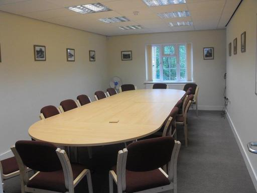 A photograph of our Parish Council Meeting Room