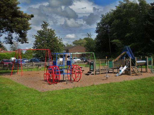 A photograph of Broad Oak Recreation Ground