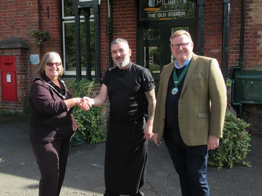 Wealden District Council Chairman's Visit